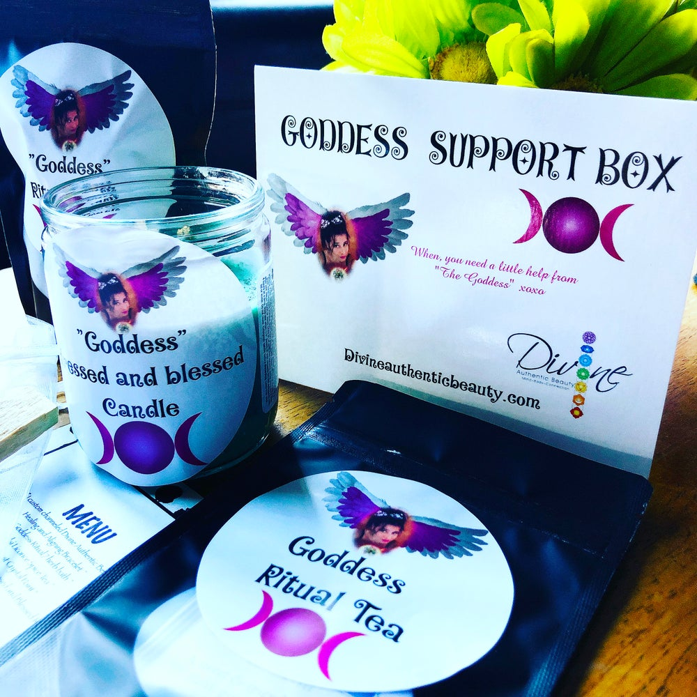 Image of Goddess Energetic Support Box