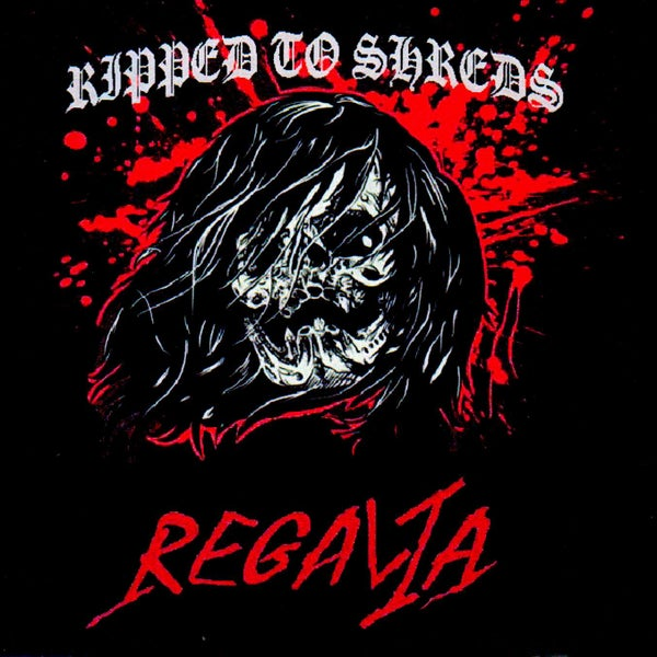 "Image of Regalia - ""Ripped to Shreds"" CD"