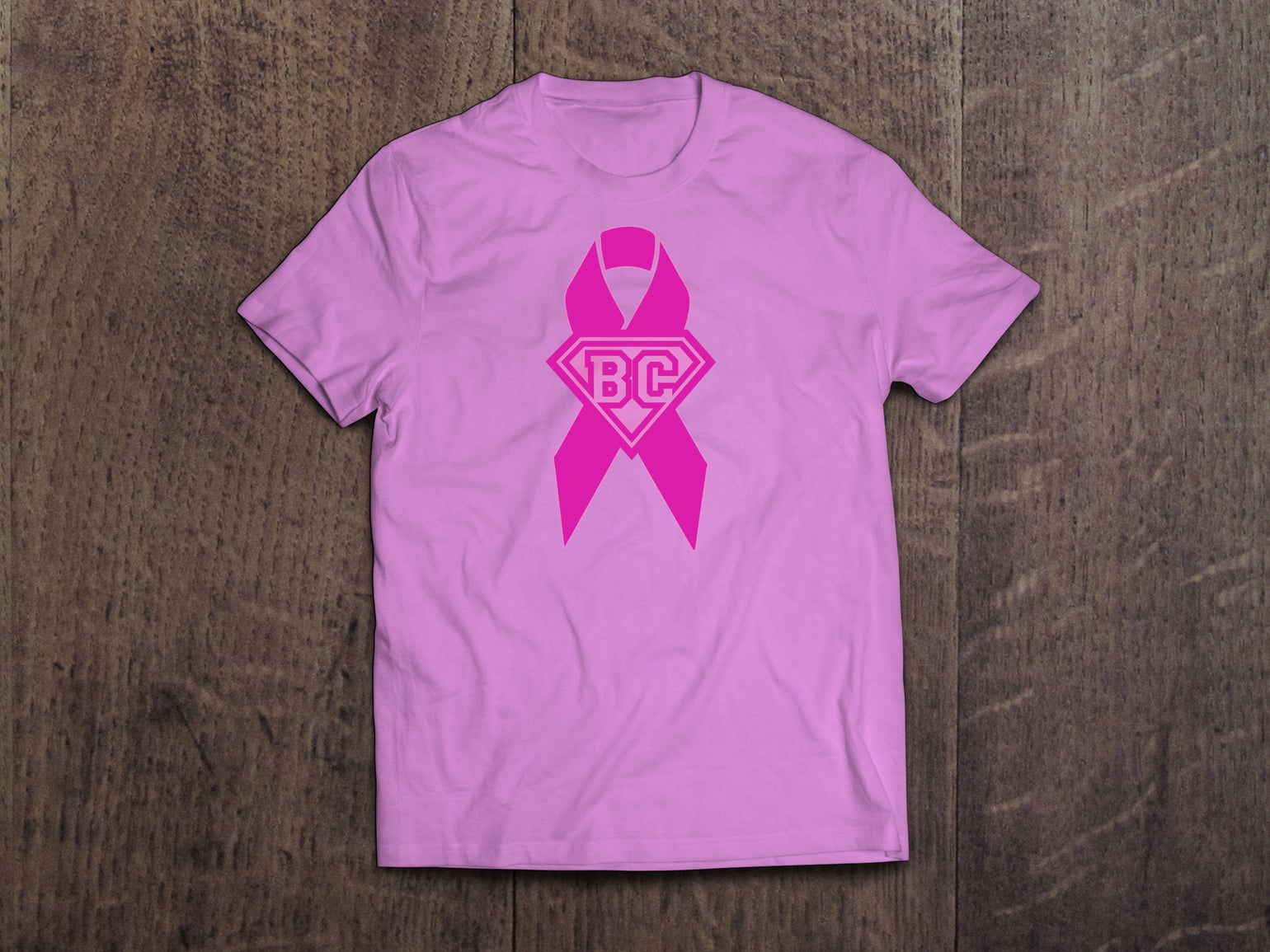 Image of Breast Cancer T-shirt's