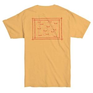 Image of Piece of Mind Tee (Mustard)