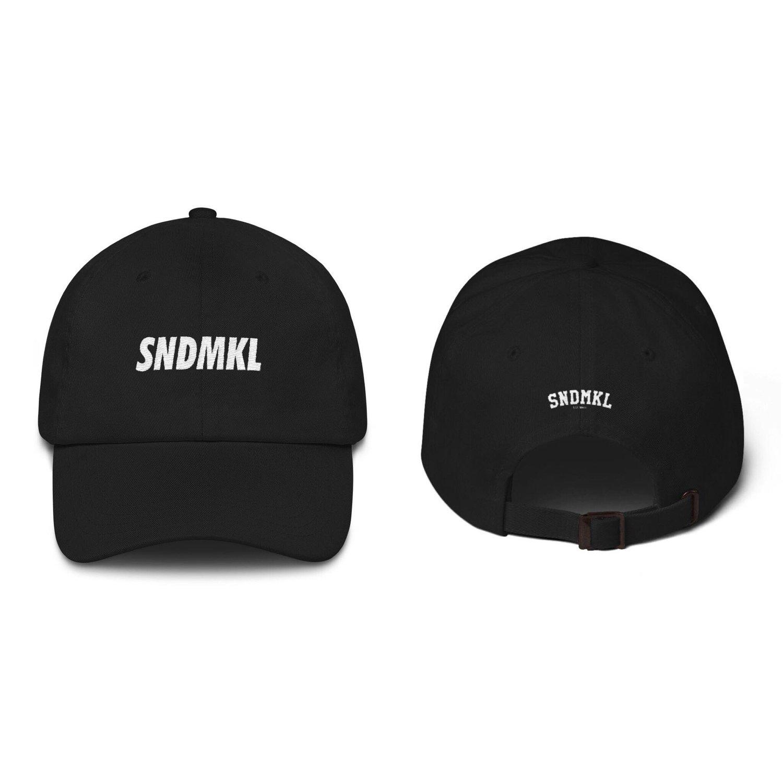 """Image of BLACK: SNDMKL """"Sandamukal"""" Dad Hats (Embroidered)"""