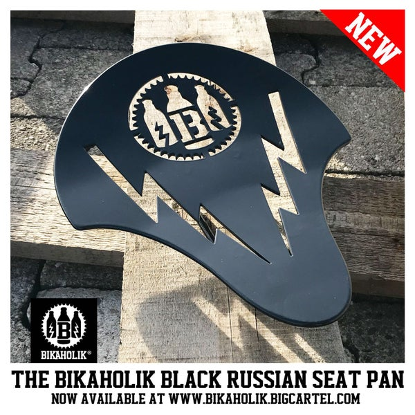 Image of Black Russian Seat Pan