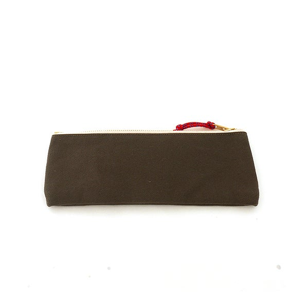 Image of Pencil case - khaki