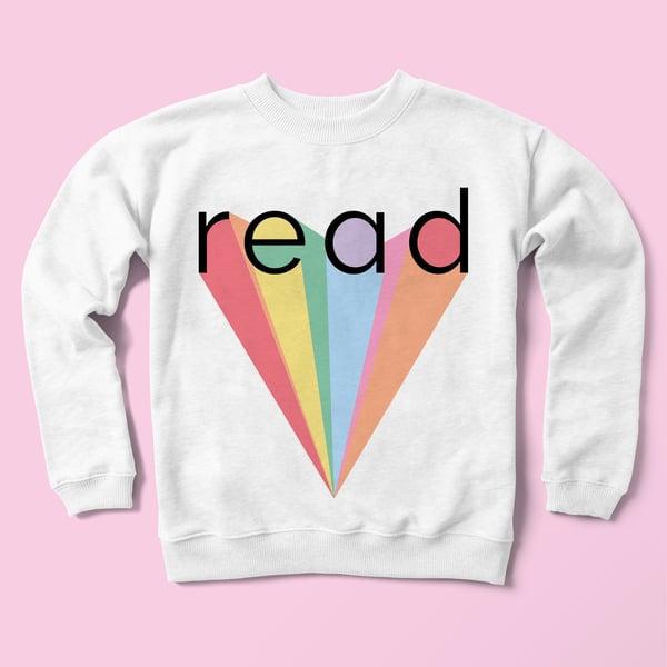 Image of Read Sweatshirt