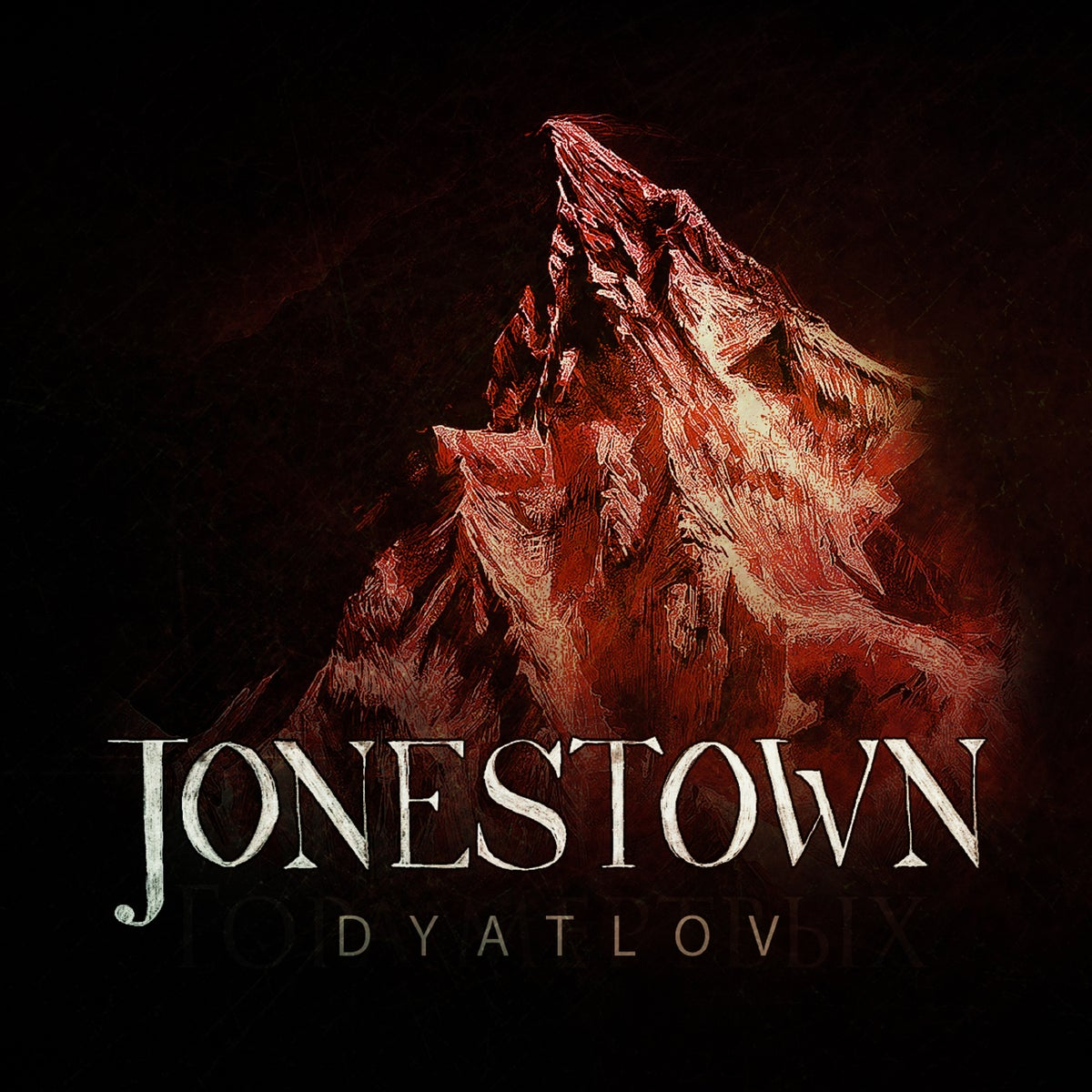 "Image of Jonestown ""Dyatlov"" CD"