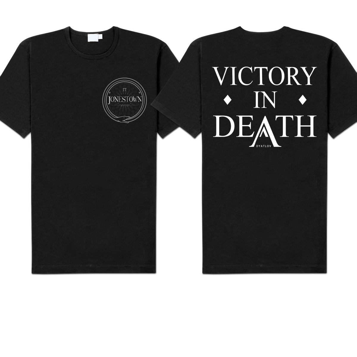 "Image of Jonestown ""Victory"" Shirt"
