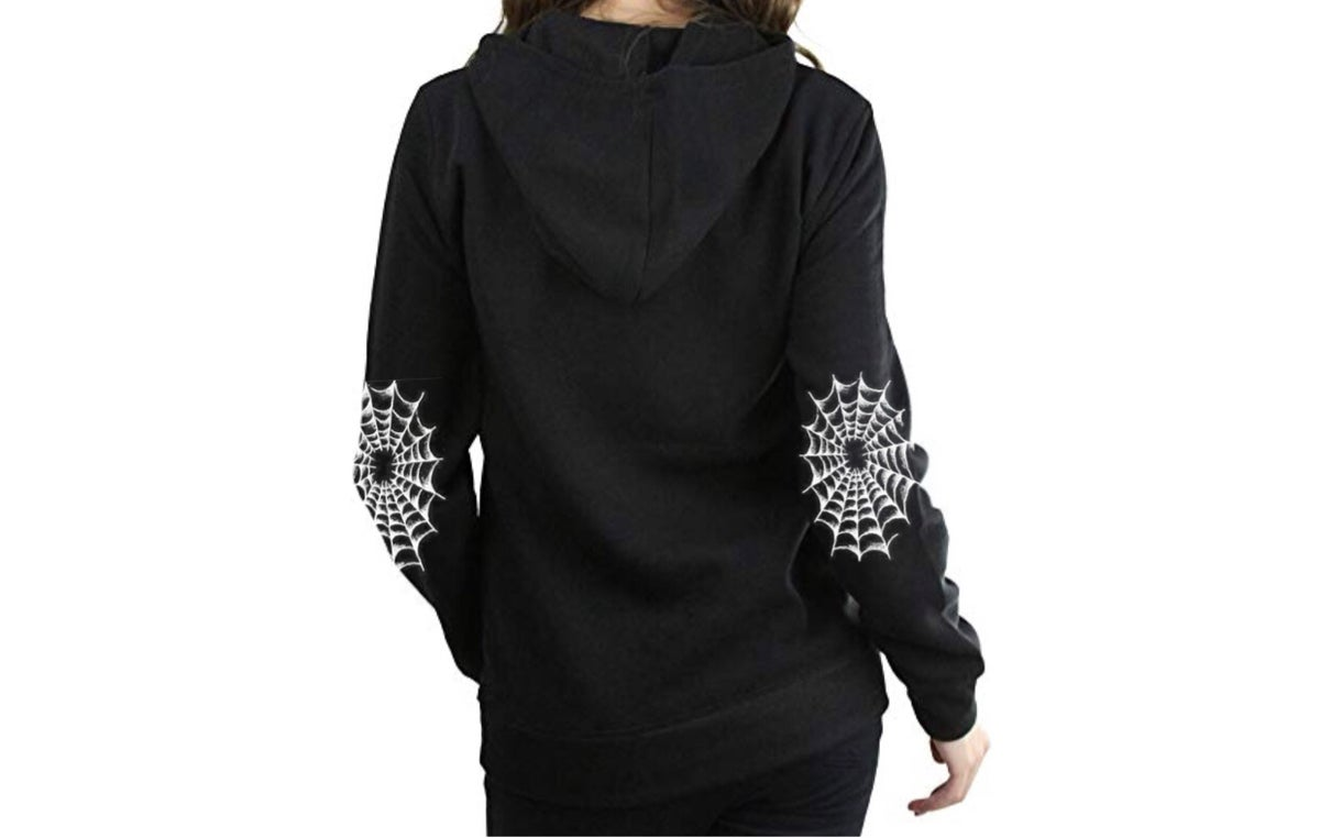 Image of Creepy Pinup Unisex Pullover