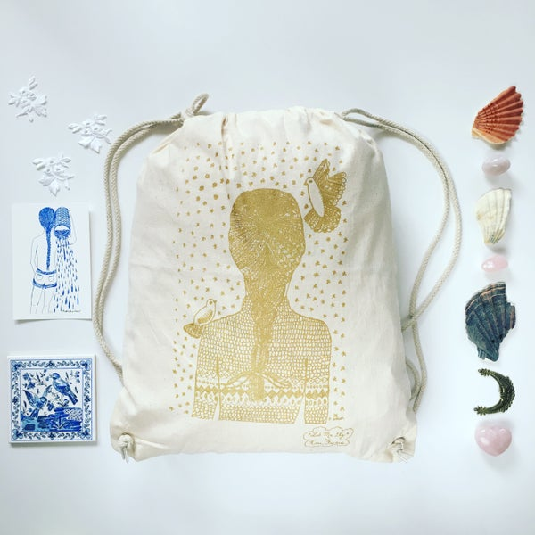 Image of Gym bag *Snow girl*