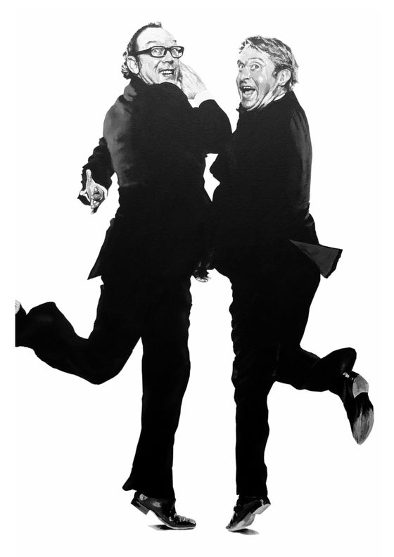 Image of Morecambe and Wise