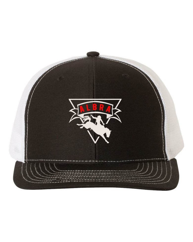Image of ALBRA Cap Embroidered Tri Angle Logo