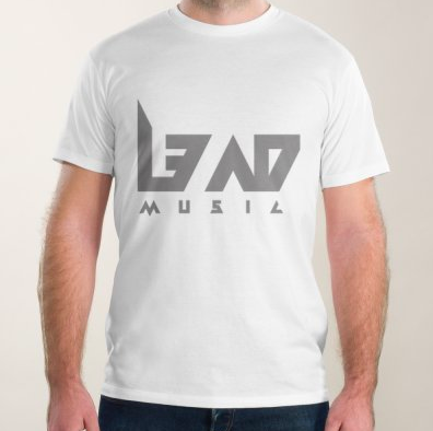 Image of L3AD Front Side Printed T-Shirt For Men