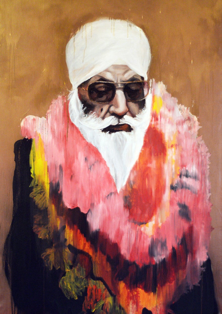 Image of Baba Ji - A4 Second Edition