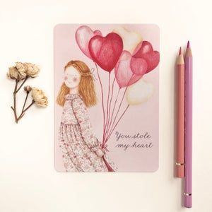 "Image of ""Heart"" card"