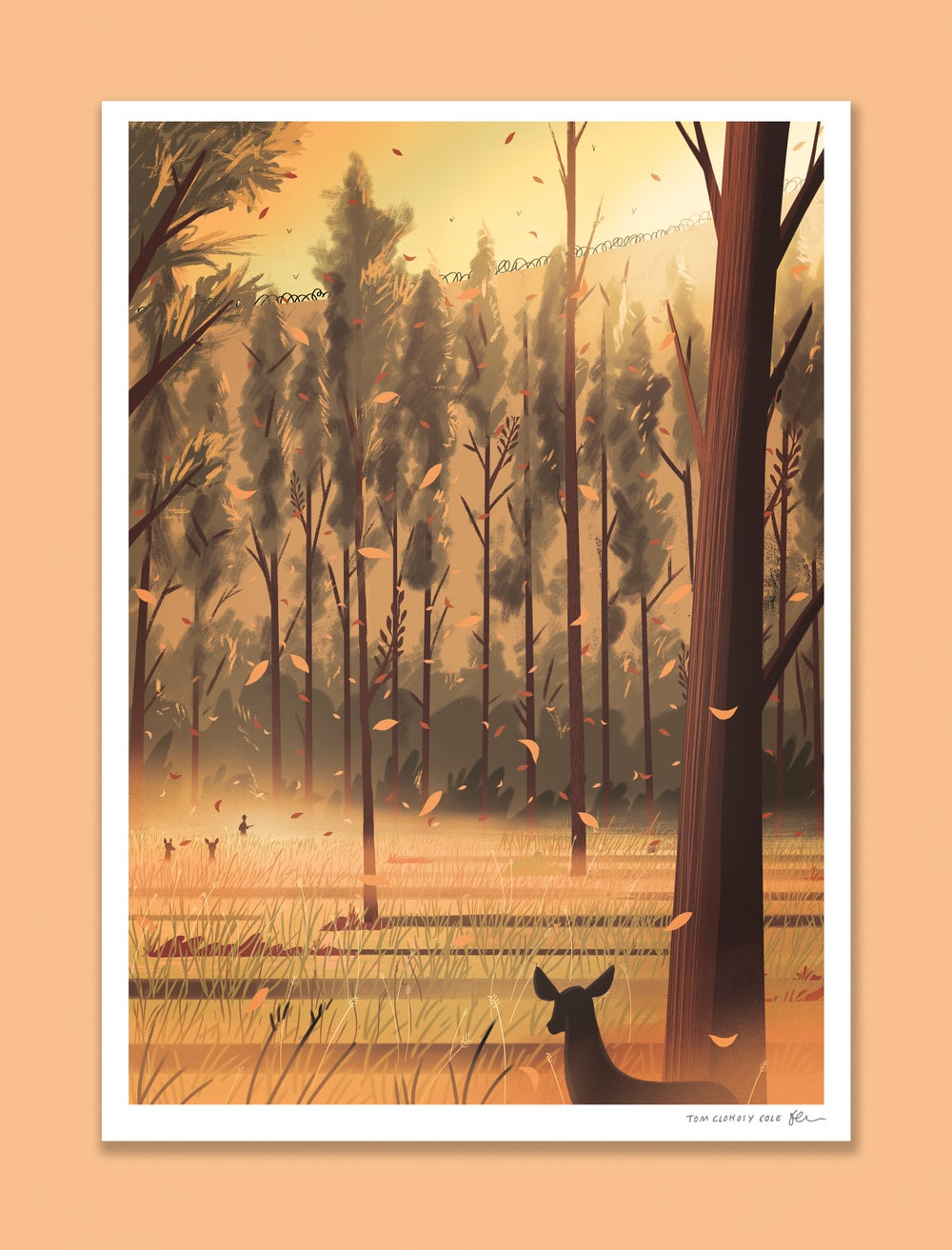 Image of WALL - Woods..........ONLY 15 LEFT!