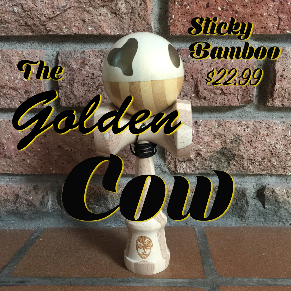 Image of The Golden Cow