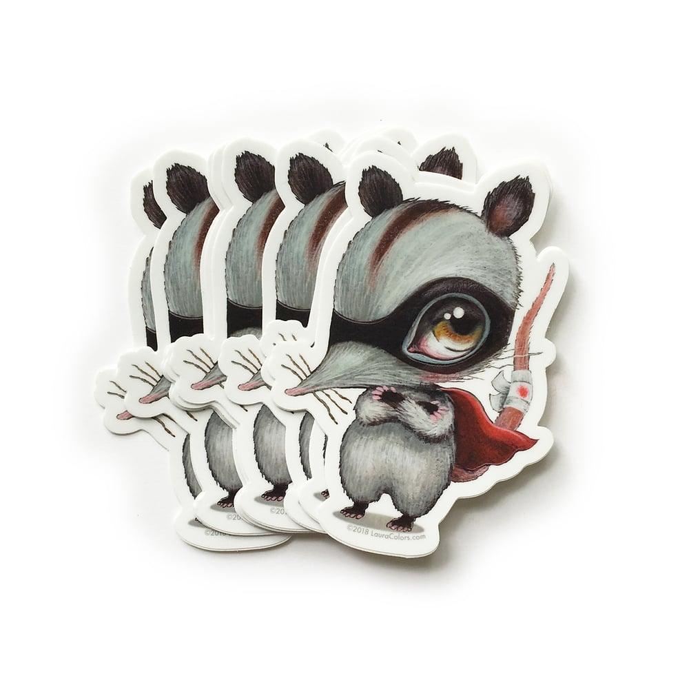 Image of Super Possum Sticker