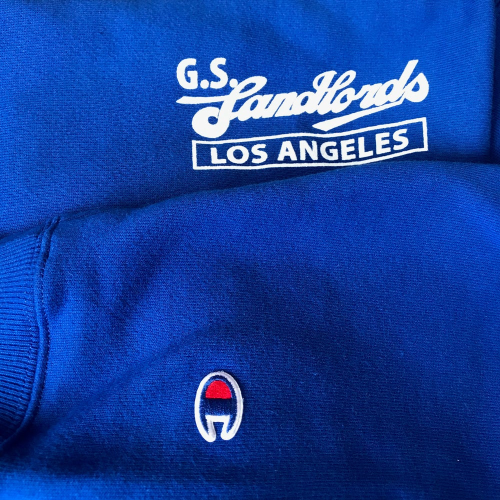 Image of GS Landlords Los Angeles Club Shirt