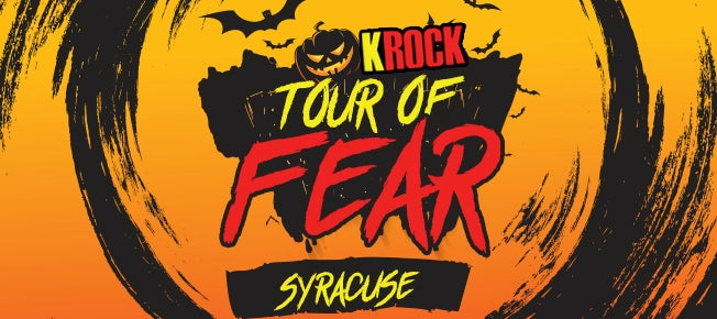 Image of Tour of Fear - SYRACUSE