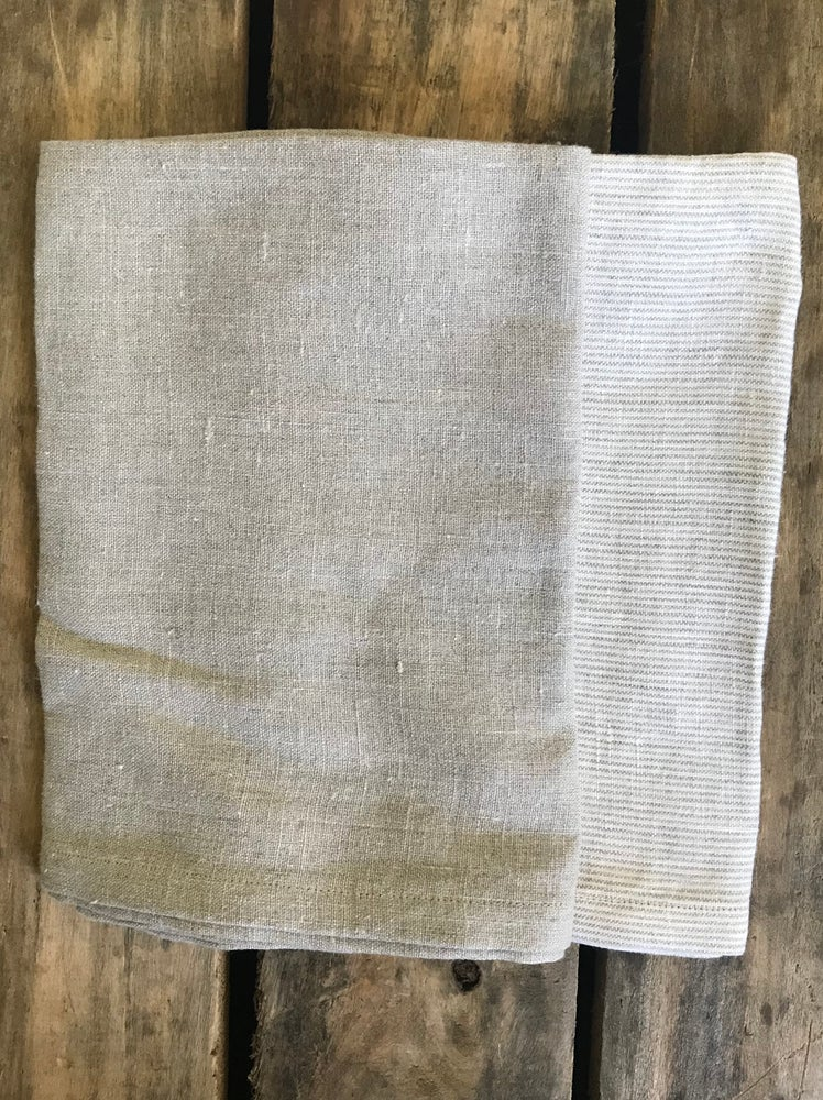Image of Linen Tea Towels