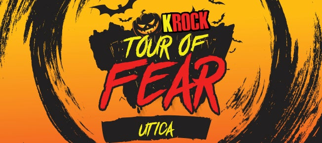 Image of Tour of Fear - UTICA