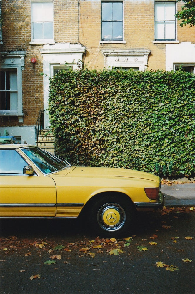 Image of Peckham Mercedes