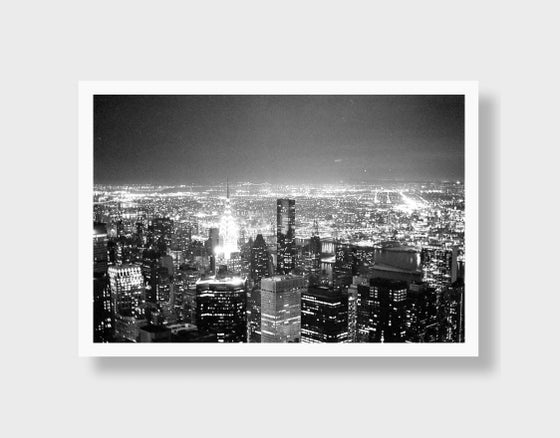 Image of Manhattan Skyline