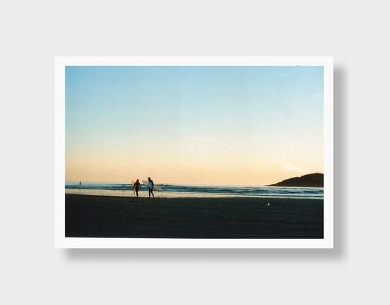 Image of Sunset Surfers