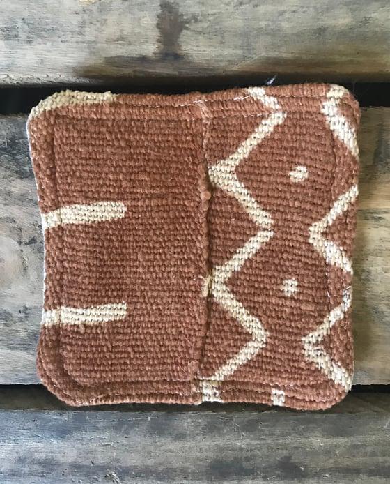 Image of Mudcloth Coasters