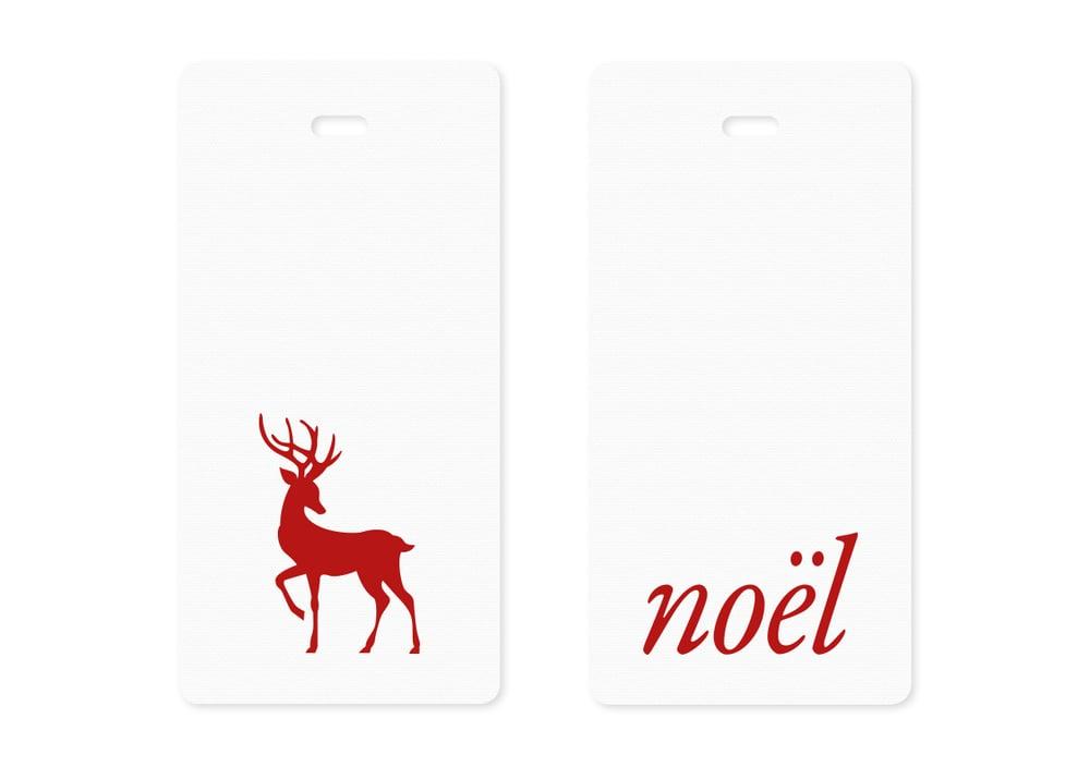 Image of christmas gift tags {10}