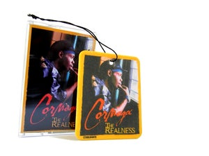 "Image of Cormega x Soldintl - ""The Realness"" Freshener"