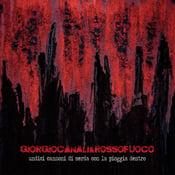 Image of Giorgio Canali & Rossofuoco - Undici canzoni di merda con la pioggia dentro CD