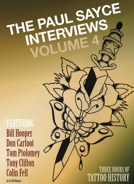 Image of The Paul Sayce Interviews Volume 4