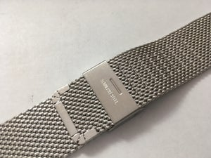 Image of CITIZEN STAINLESS STEEL SHARK MESH GENTS WATCH STRAP,18MM,20MM,22MM,NEW