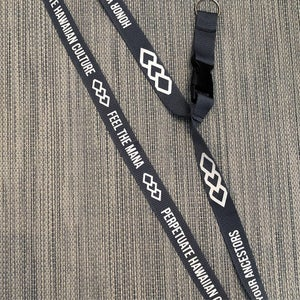 Image of Feel the Mana Lanyard