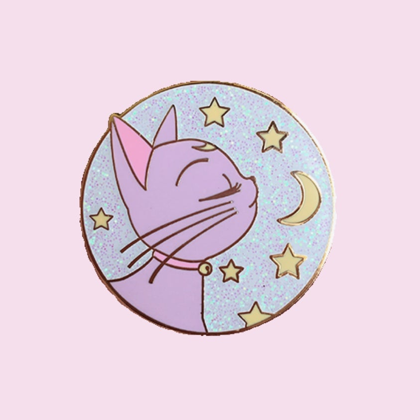 Image of Baby Moon Cat