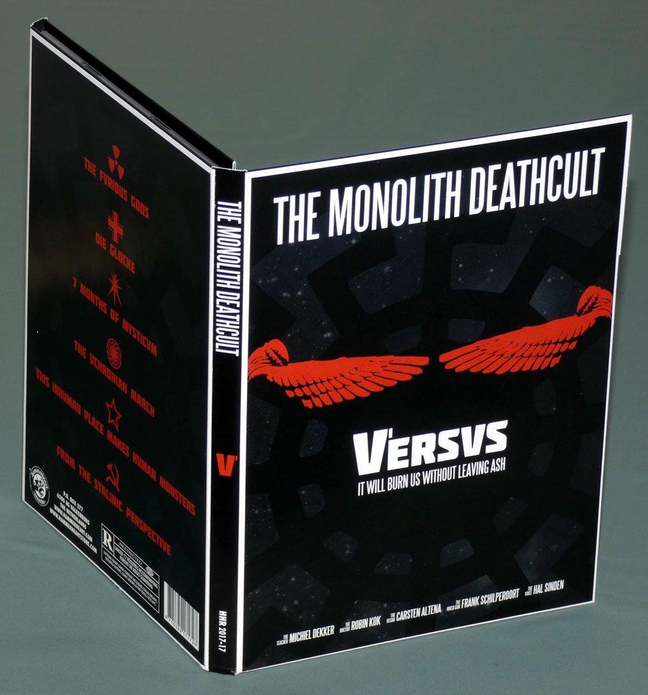 V1 - Versvs CD (2017)