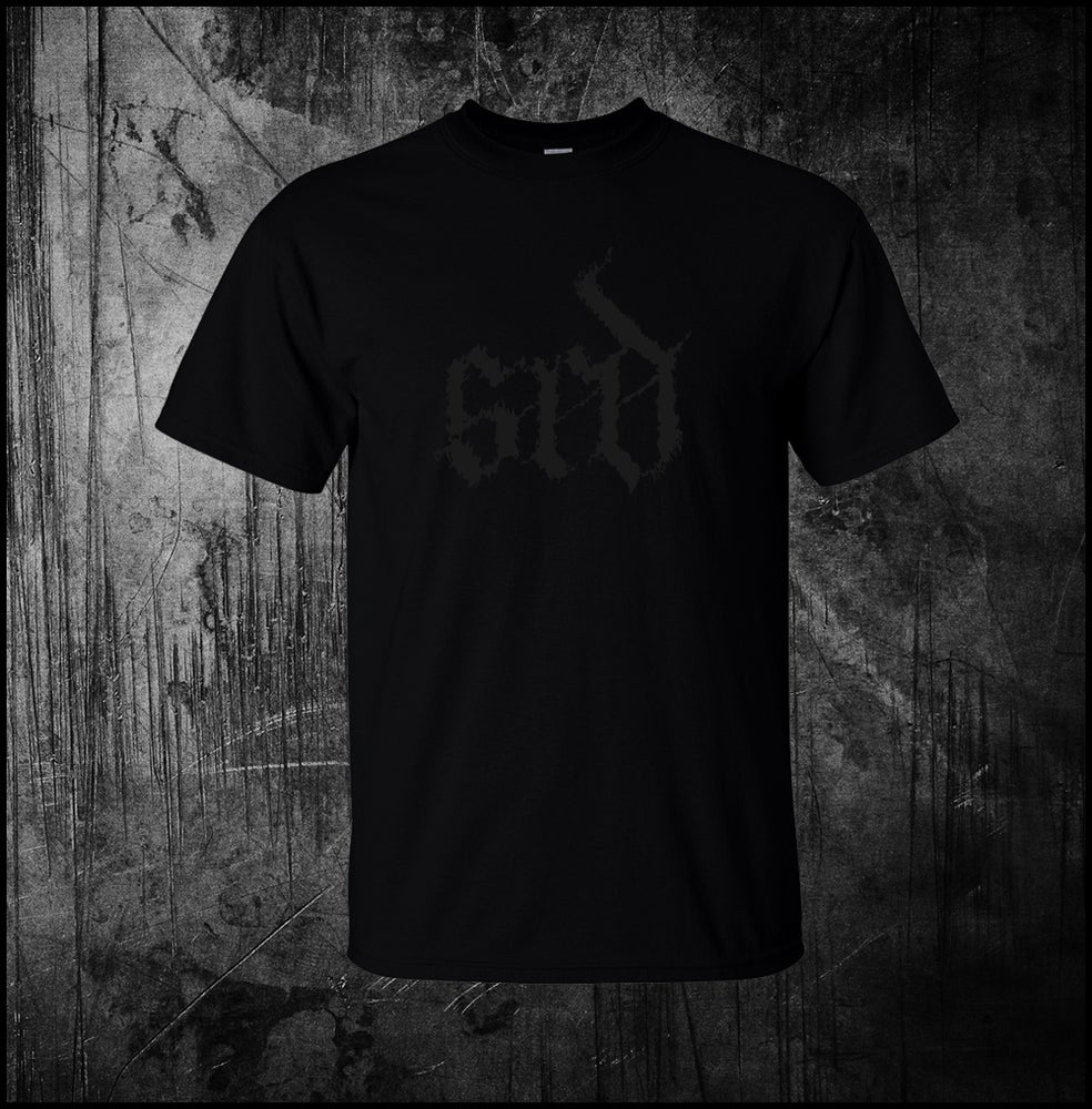 "Image of SRD ""Grey Logo"" T-SHIRT"