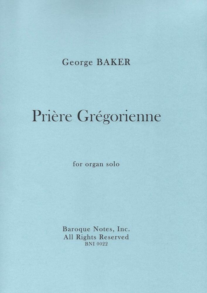 Image of Prière Grégorienne