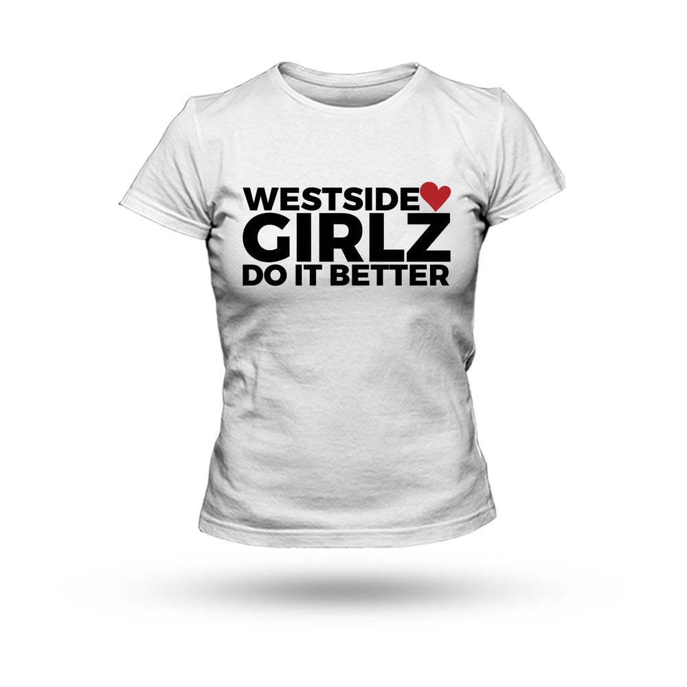 Image of Westside girl