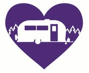 "Image of Decal ""Camper Love"""