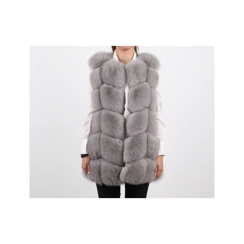 Image of Foxxy Fur Vest