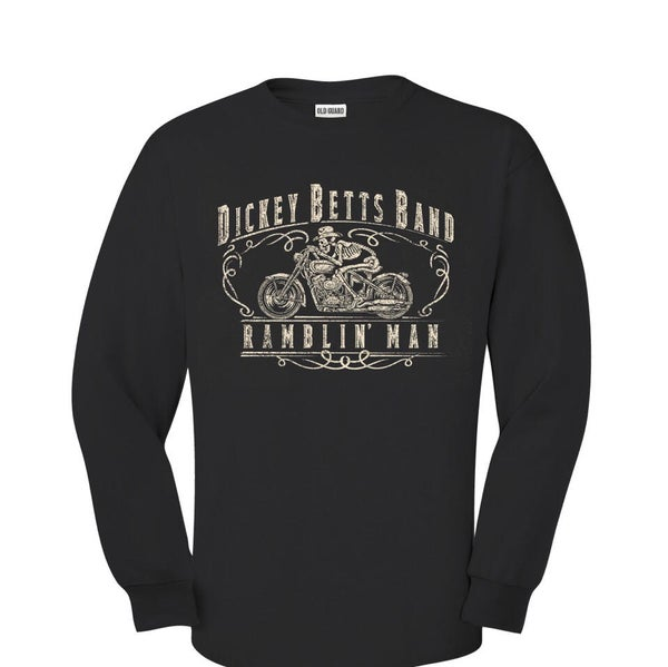 Image of Ramblin Man Long Sleeve Tee