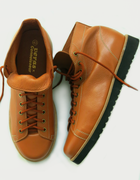Image of CC x VERAS 'EL MONO II' BOOT [TAN]
