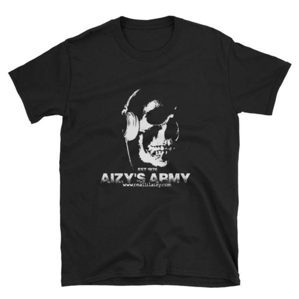 Image of AIZY ARMY TSHIRT