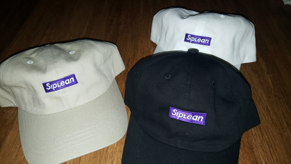 "Image of Siplean ""Box Logo"" Dad Hat"