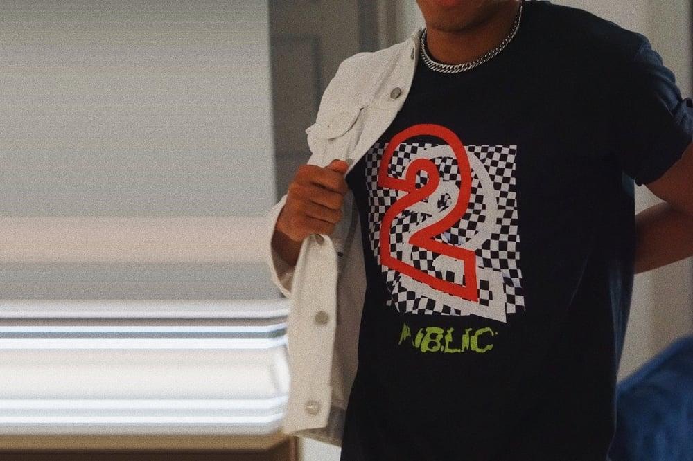 Image of 2PUB. RETR0 Tee