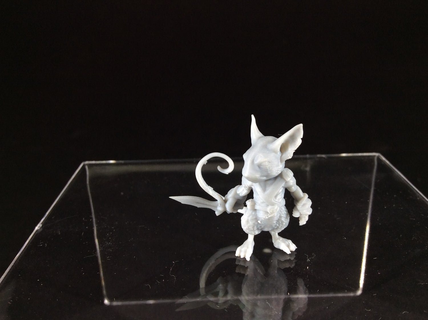 Image of Tabletop Mini - Mouse Adventurer