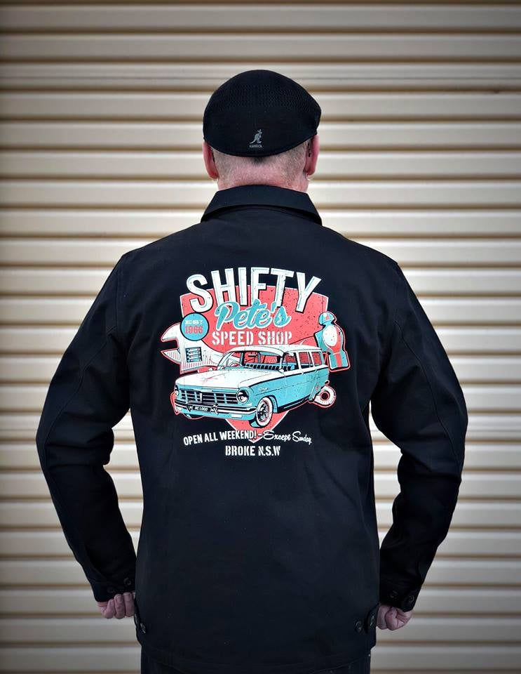 Image of Shifty Pete's Garage Jacket