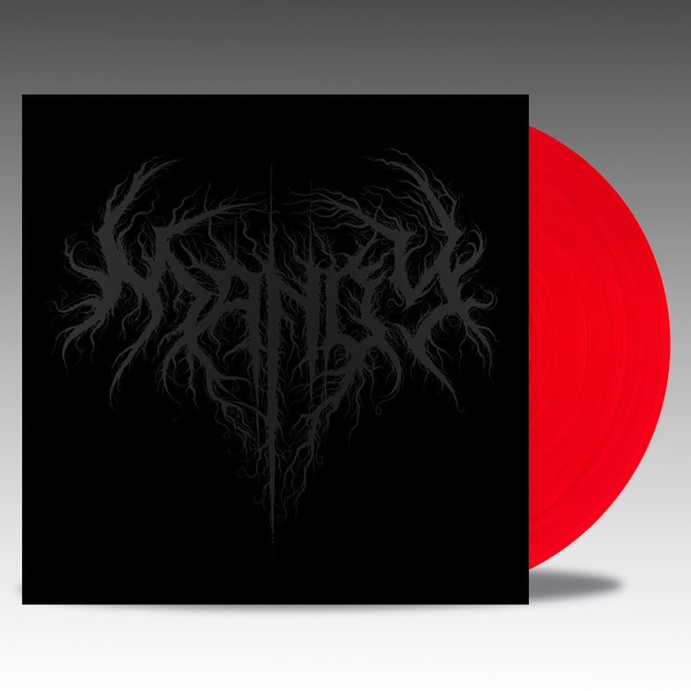 Image of Mandy (Original Motion Picture Soundtrack) 'Transparent Red Vinyl' - Jóhann Jóhannsson