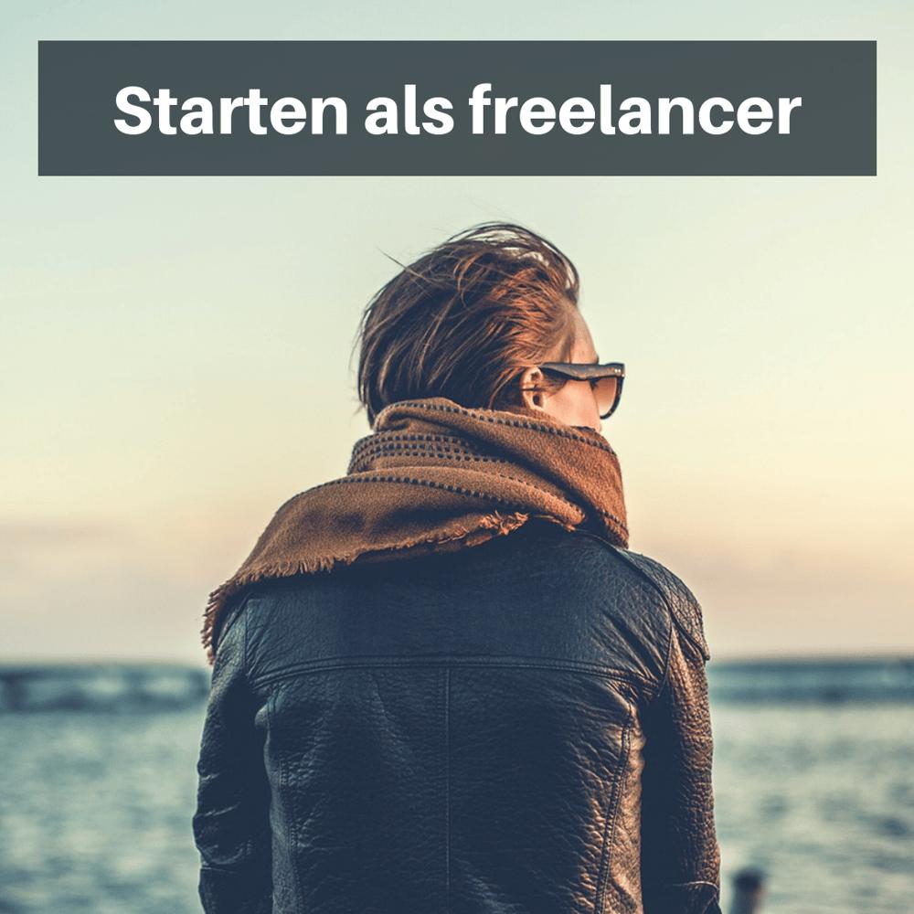 Image of Starten als freelancer - E-boek